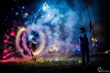 Zaczarowane pokazy ognia/taniec z ogniem/fireshow Teatr Ognia Infernal, Teatr ognia Milicz