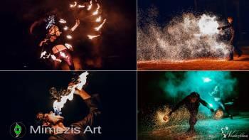 Pokaz ognia | Fireshow | Pirotechnika | Niezapomniane widowisko!, Teatr ognia Lubień Kujawski