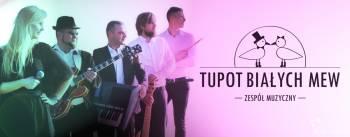 Zespół muzyczny Tupot Białych Mew 100% live, Zespoły weselne Trzemeszno