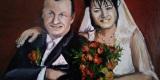 Portrety ślubne malowane ze zdjęcia, Szczecin - zdjęcie 2