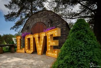 Napis LOVE wynajem, Napis Love Sułkowice