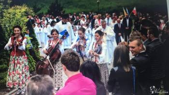 Góralska oprawa imprez, Oprawa muzyczna ślubu Świątniki Górne