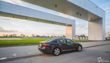 Lexus LS 460, Samochód, auto do ślubu, limuzyna Jelenia Góra