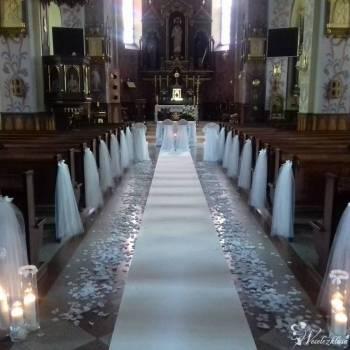 Dekoracja ślubna kościoła, Dekoracje ślubne Sokołów Małopolski