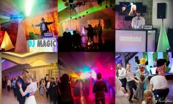 Konferansjer Wodzirej Dj Magic KOCHA to co robi - ZADZWOŃ ZAPYTAJ OCEŃ, DJ na wesele Gorlice