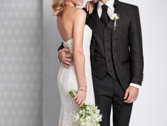 Garnitury i dodatki ślubne w Centrum Mody trend,  Bieruń