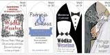 Etykiety weselne, zawieszki, podziękowania dla gości  naFlache, Wieliczka - zdjęcie 3