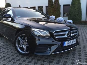 Mercedes E Klasa W213 AMG 2018 do ślubu, Samochód, auto do ślubu, limuzyna Oświęcim