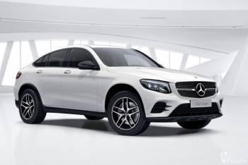 Auto do Ślubu Mercedes GLC Coupé AMG 2018 - Diamentowy Ślub od 449 zł, Samochód, auto do ślubu, limuzyna Szepietowo