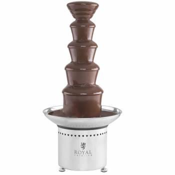 Profesjonalna 5-kaskadowa fontanna czekolady, Czekoladowa fontanna Łańcut