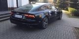 Audi A7 SPORTBACK - ślub i inne imprezy okolicznościowe POLECAM !!!, Warszawa - zdjęcie 4