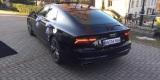 Audi A7 SPORTBACK - ślub i inne imprezy okolicznościowe POLECAM !!!, Warszawa - zdjęcie 5