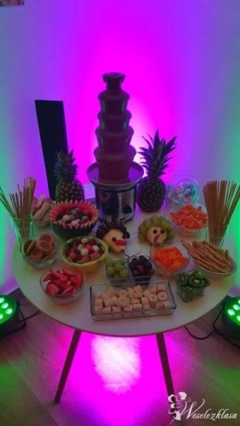 Wedding & Event  Show - Fontanny, Słodki kącik na weselu Sanok