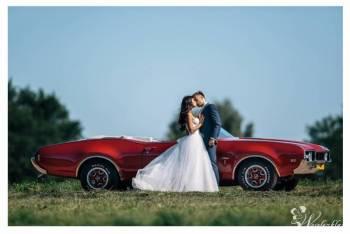 Zabytkowe Cabrio na Twoim ślubie., Samochód, auto do ślubu, limuzyna Łódź