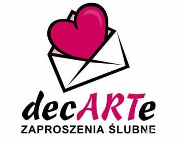 decARTe zaproszenia ślubne, Zaproszenia ślubne Gdańsk