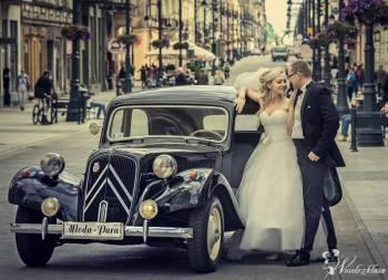 Samochody RETRO, Samochód, auto do ślubu, limuzyna Łęczyca