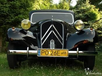 OLDTAXI, Samochód, auto do ślubu, limuzyna Pniewy