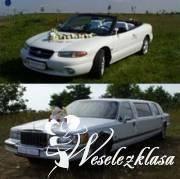 Limuzyna Lincoln 230zł & Kabriolet Chrysler 170zł, Samochód, auto do ślubu, limuzyna Poznań
