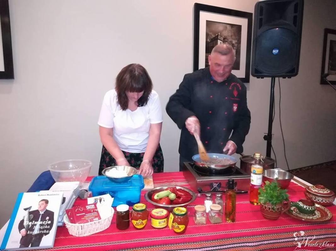 Pokaz kulinarny kuchni bałkańskiej z degustacją dla gości weselnych, Żywiec - zdjęcie 1