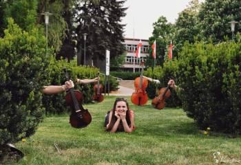 Kwartet smyczkowy Distinto, Oprawa muzyczna ślubu Dynów