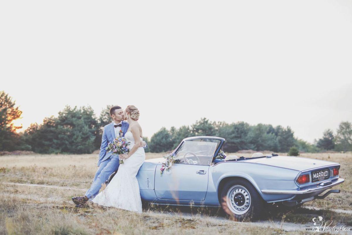 Triumph Spitfire - Zabytkowy kabriolet -  Sam Prowadzisz, Bełchatów - zdjęcie 1