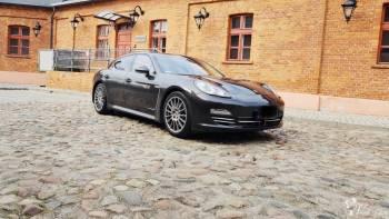 Porsche Panamera Platinum Edition, Samochód, auto do ślubu, limuzyna Łódź