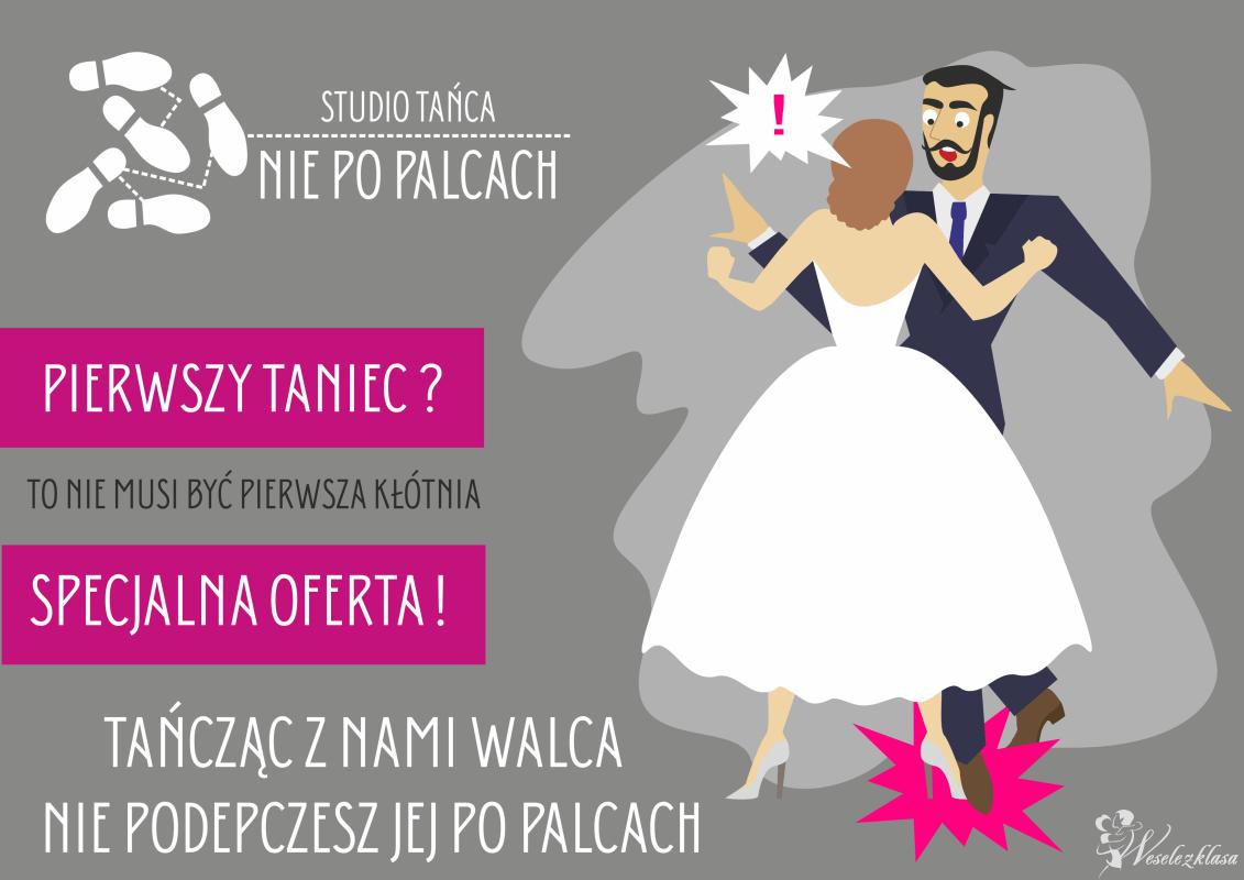 🏆PIERWSZY TANIEC - Studio Tańca NIE PO PALCACH, Toruń - zdjęcie 1