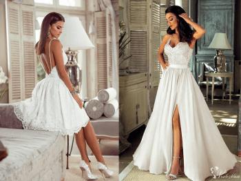 Sklep internetowy Pretty Clever - suknie ślubne i sukienki na wesele, Salon sukien ślubnych Łabiszyn