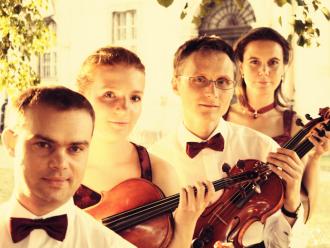 Muzyka na ślub,kwartet smyczkowy, skrzypce, harfa, wokalistka,  Wrocław