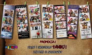 Fotobudka Pstryk Fotka -Idealna na Twoją imprezę + Foto i Wideo, Fotobudka, videobudka na wesele Lubaczów