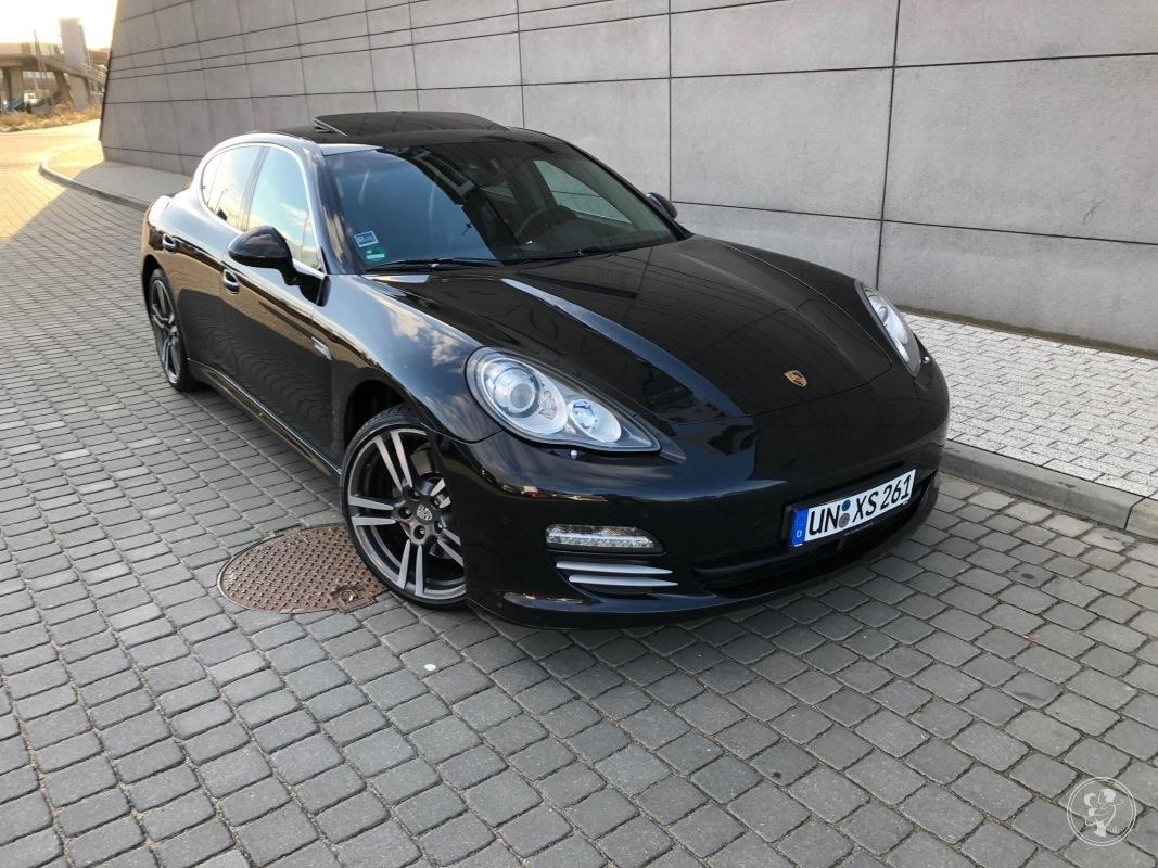 Wynajem Auta do ślubu Porsche Panamera 4.8 400KM , Gdańsk - zdjęcie 1