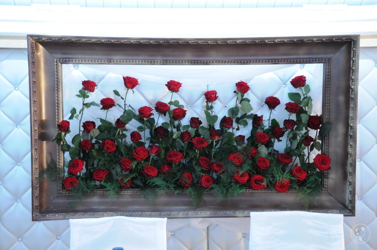 Kwiatowa Fantazja - oprawa ślubu i wesela, bukiety ślubne, dekoracje, Łomża - zdjęcie 1