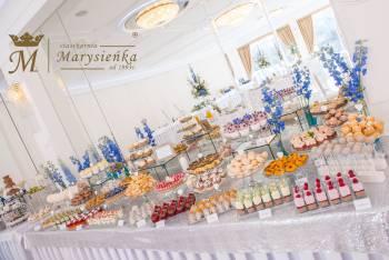 Słodki Bufet, candy bar, słodki kącik, Słodki kącik na weselu Kietrz