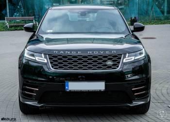 Range Rover Velar/Toyota Land Cruiser + FOTOBUDKA, Samochód, auto do ślubu, limuzyna Łomża