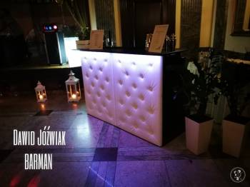 Barman na wesele. Mobilny drink bar., Barman na wesele Rypin