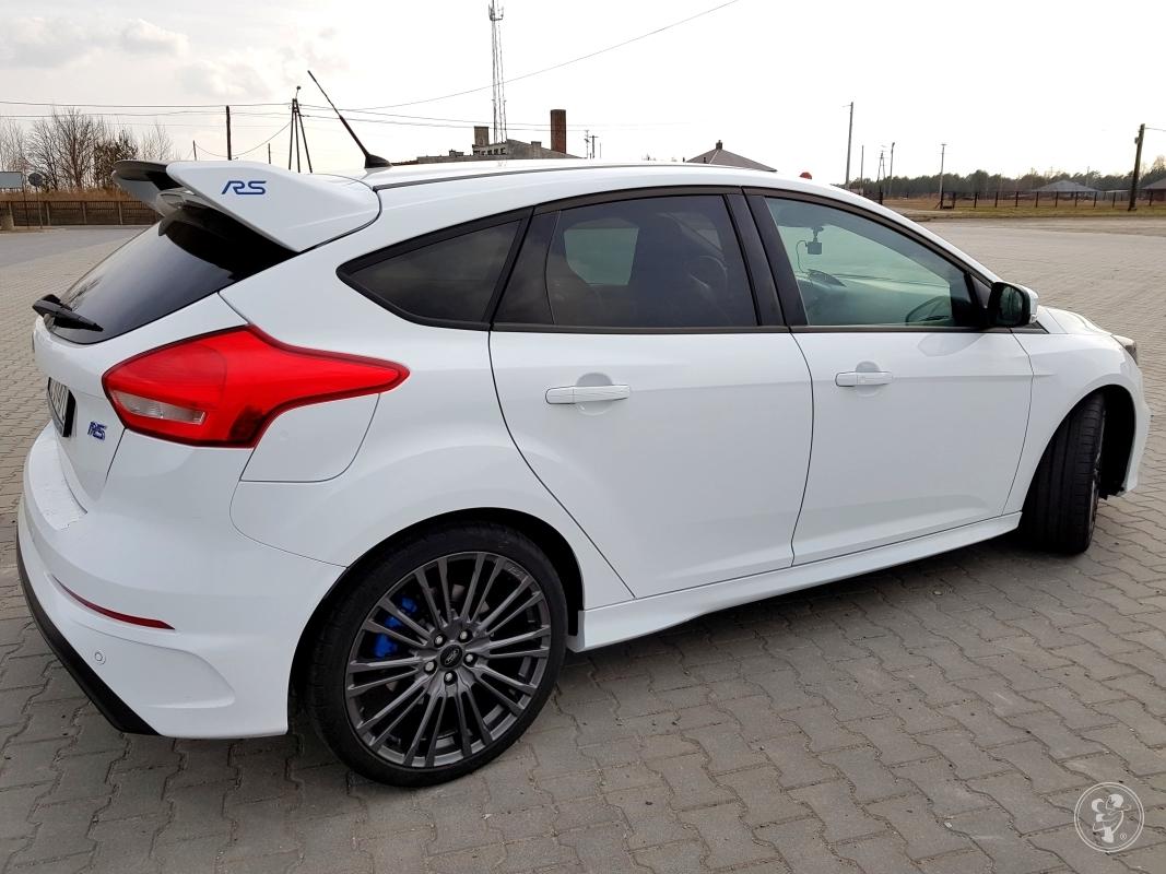 Ford RS, biały unikat!, Rzeszów - zdjęcie 1