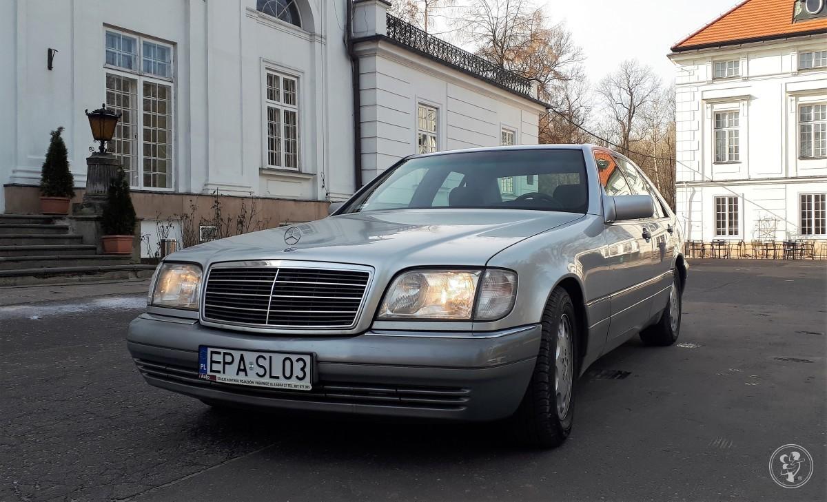 Klasyczny Mercedes Klasy S, Legionowo - zdjęcie 1