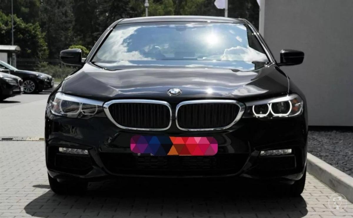 BMW Serii 7 wraz z profesjonalnym szoferem! Wielkopolski Szofer, Poznań - zdjęcie 1