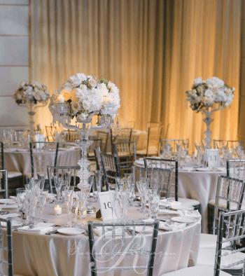 Hoffland - dekoracje ślubne i okolicznościowe, Dekoracje ślubne Wysoka