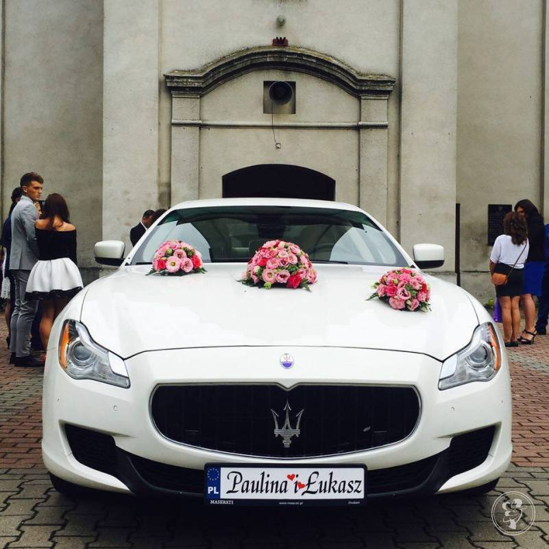 Wynajem Maserati Quattroporte VI, silnik Ferrari, Mysłowice - zdjęcie 1