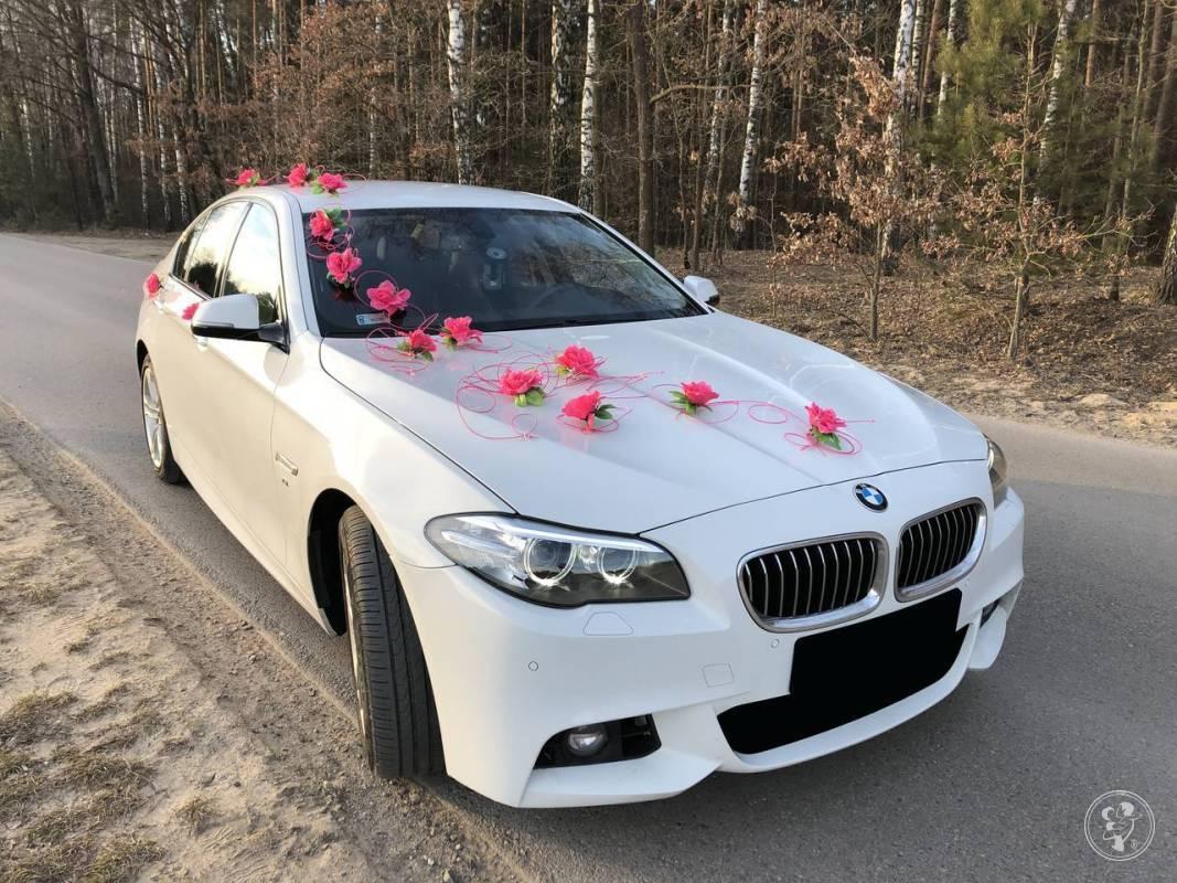 BMW 5 - Luksusowy samochód do ślubu, Białystok - zdjęcie 1