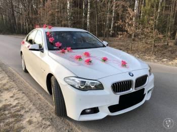 BMW 5 - Luksusowy samochód do ślubu, Samochód, auto do ślubu, limuzyna Białystok