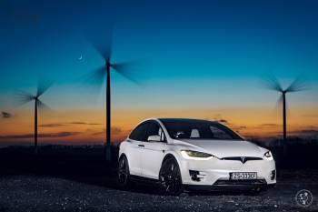 Tesla Rent, Samochód, auto do ślubu, limuzyna Szczecin