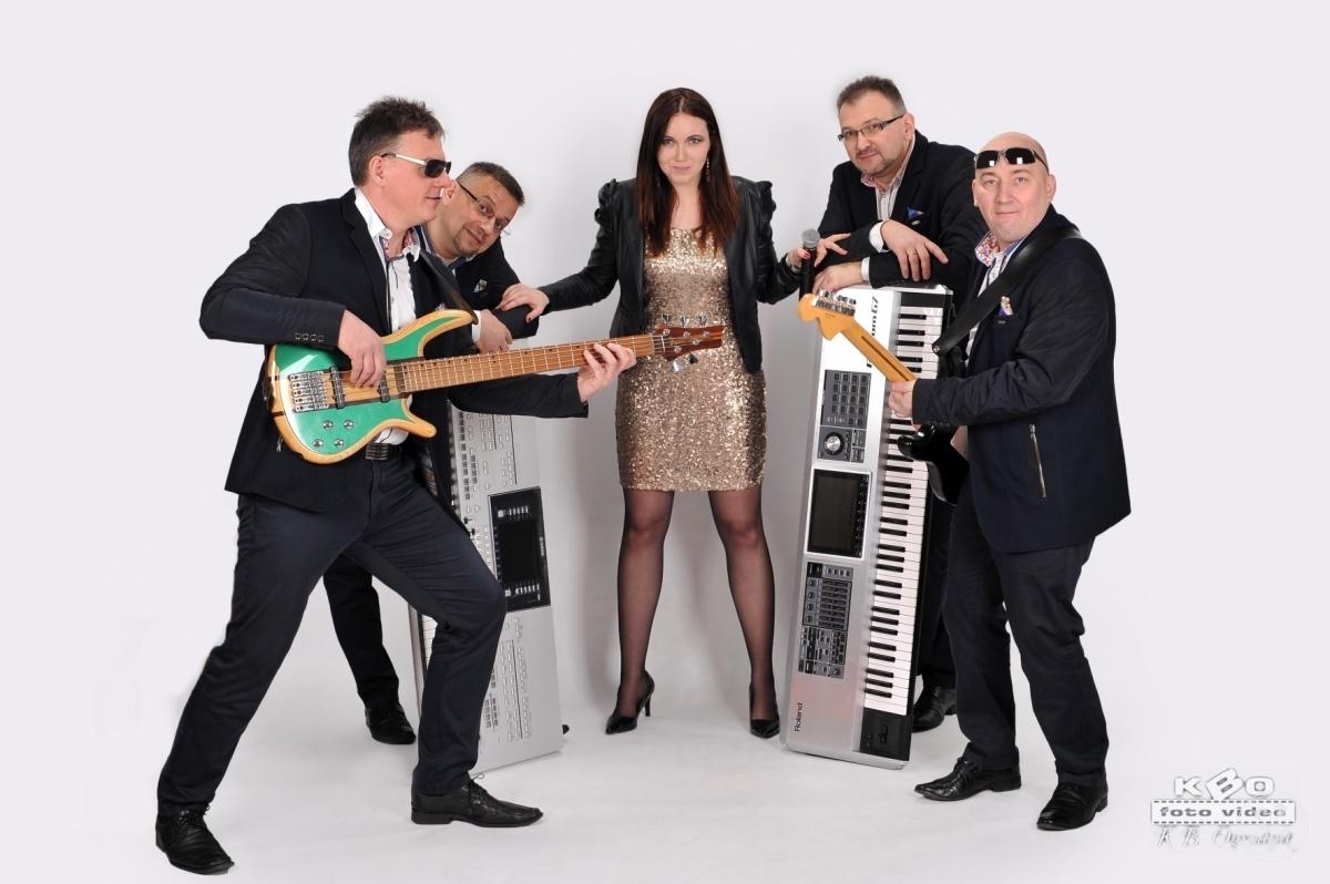 GRUPA-FLASH 5 osobowy zespół muzyczny., Maków - zdjęcie 1