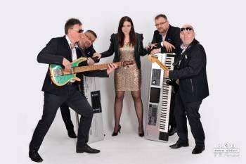 GRUPA-FLASH 5 osobowy zespół muzyczny., Zespoły weselne Koluszki