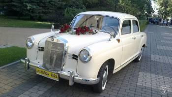 Zabytkowe  Mercedesy do ślubu-wynajem *Warszawa* Mercedes-Retro, Samochód, auto do ślubu, limuzyna Wyszków