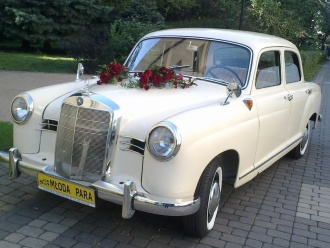 Zabytkowe  Mercedesy do ślubu-wynajem *Warszawa* Mercedes-Retro,  Warszawa