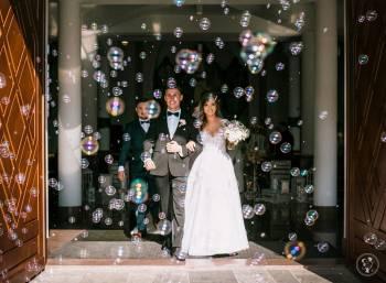 Bańki mydlane na Ślub Wesele, Balony, bańki mydlane Międzyrzec Podlaski