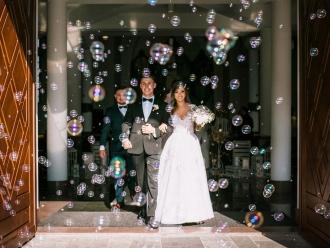Bańki mydlane na Ślub Wesele,  Chełm