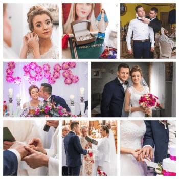 film oraz zdjęcia z wesela, Kamerzysta na wesele Gliwice